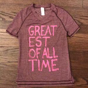 Ivivva Sweat Wicking T-Shirt